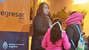 """""""Trabajamos junto a Sol Calle y Rubén Romano para que las políticas públicas lleguen a Campana"""""""