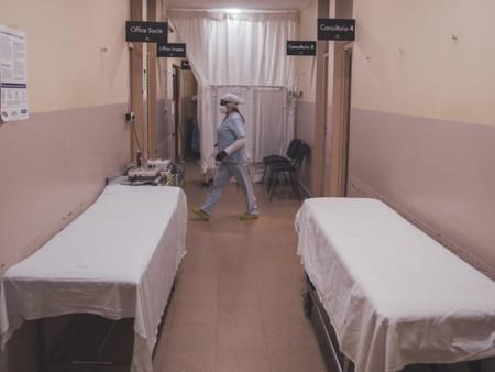 Creció la ocupación de camas críticas del hospital San José