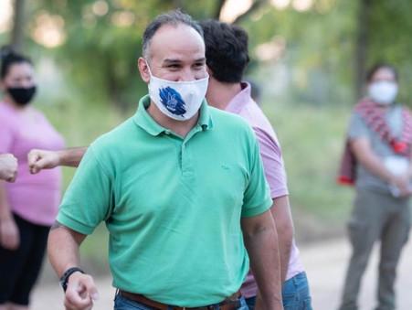 Carlos Castillo destacó el apoyo oficial a los trabajadores en la pandemia