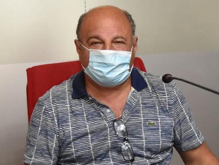 """Cazador: """"Ponen a dirigentes de la Cámpora a organizar la campaña de vacunación en Campana"""""""