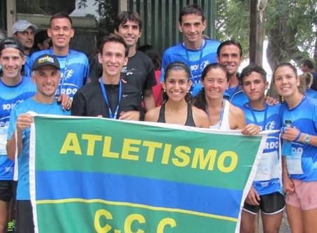 Campanenses corrieron los 10K de Baradero