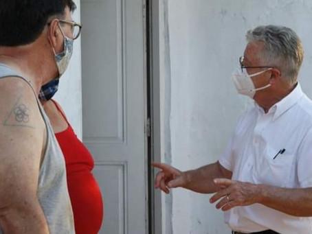 "Rubén Romano: ""Abella debería ayudar  en vez de enojarse"""
