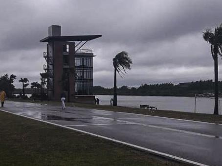 REMO: suspendido el día 2 por lluvias, se corren hoy TODAS las finales del #CAR2018