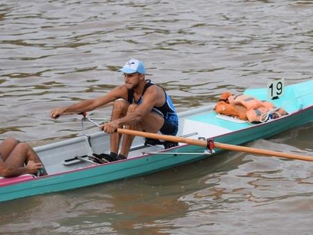 Remo de travesía: dos botes campanenses corren hoy en Tigre