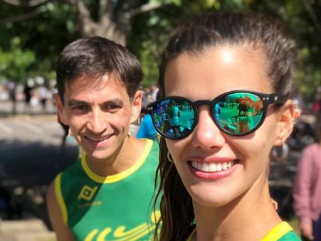 Destacadas actuaciones de Noelia Guillermín y Rodrigo Cruz en la Maratón por la Inclusión del Fleni