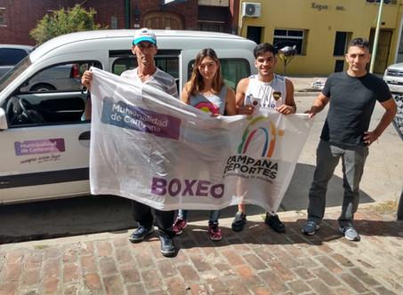 Boxeadores del Team Witt competirán en Chile