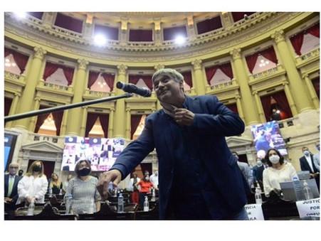 """Comunicado: La Mesa de Unidad Sindical Zárate - Campana respaldó al """"Toro"""" Ortega"""