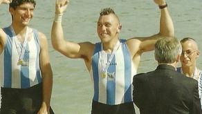 """Aniversario de """"La Hazaña de Austria"""": se cumplen 23 años del título mundial de Juan Cruz Fernández"""