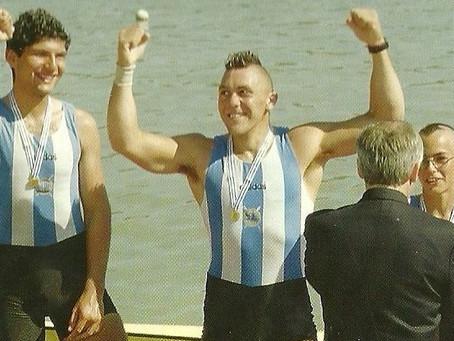 """Aniversario de """"La Hazaña de Austria"""": se cumplen 22 años del título mundial de Juan Cruz Fernández"""