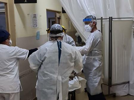 La secretaria de Salud repudió los hechos de violencia que se vivieron en el Hospital
