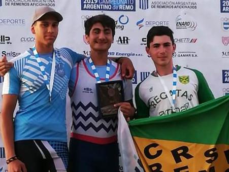 Remo: El C.B.C. no logró títulos en el Campeonato Argentino 2019