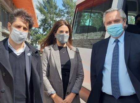 """""""Campana puede ser el corazón de la reactivación productiva tras la pandemia"""""""