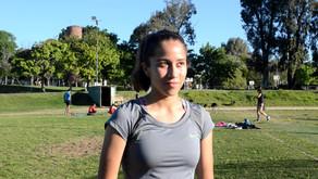 Novedades del atletismo del Club Ciudad de Campana: hablamos con Bianca Amante