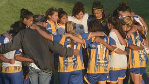 Presentación oficial del plantel de fútbol femenino de Puerto Nuevo