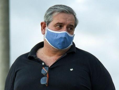 """Gustavo Parravicini: """"Nuestra prioridad debe ser cuidar la vida y evitar el colapso sanitario"""""""