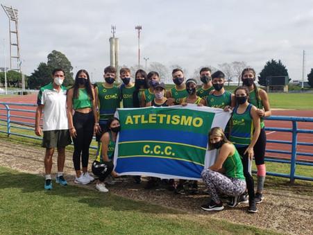 Atletismo: 5 títulos y 17 medallas para el Club Ciudad en el Provincial Sub-20 de Mar Del Plata