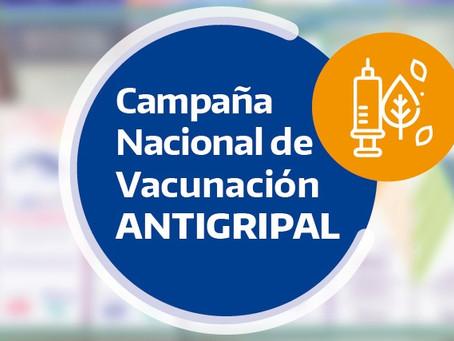 PAMI comienza la vacunación antigripal para todos sus afiliados