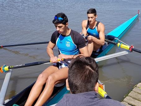 Remo: El Campana Boat Club presentará 6 botes en el Campeonato Argentino