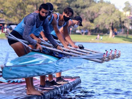 REMO: Dos oros y dos bronces para el Boat Club en Villa Carlos Paz