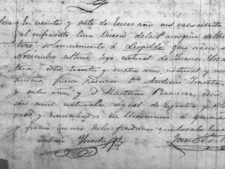 El Negro Leopoldo, el Coronavirus, un licor raro, y el Cólera en Campana (por Joel Vallomy)