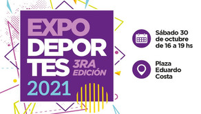 Se viene la Expo Deportes 2021
