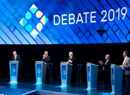 Análisis: Lo que el primer debate nos dejó