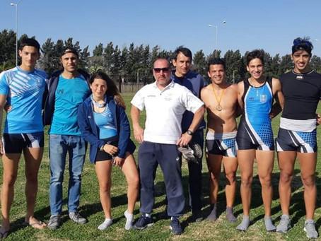 3 victorias del Boat Club en Tigre