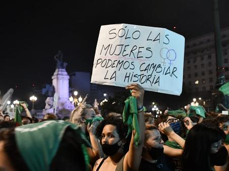 Argentina tiene aborto legal