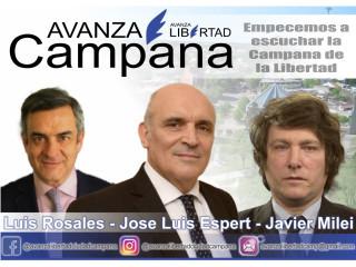 Avanza Libertad Campana