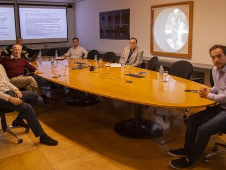 Abella, Caffaro y Rocca, juntos en la prevención del Coronavirus