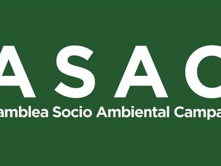 Asamblea Socio Ambiental de Campana (ASAC): Propuesta para una Plataforma Verde para Campana