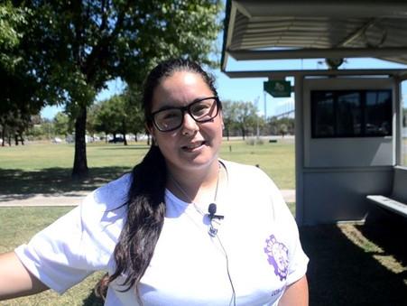#8M: Gisela, mujer trabajadora y delegada obrera
