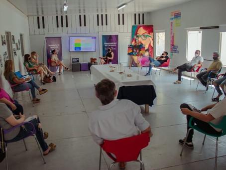 Con foco en la pandemia, Elisa Abella se reunió con concejales de Juntos por el Cambio