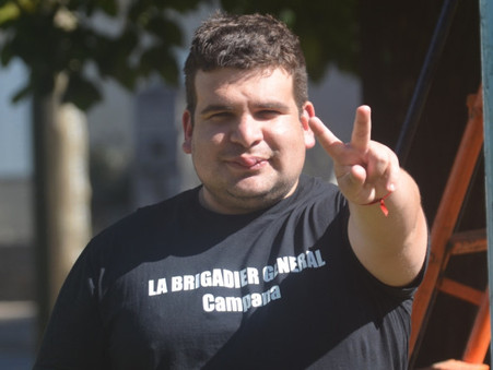 Principios y Valores, el partido de Guillermo Moreno, tiene representante en Campana