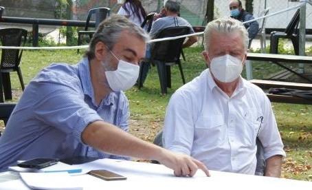 Campana ya aplicó más de 42.000 vacunas contra el COVID-19