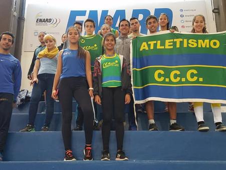El atletismo del Club Ciudad fue parte de los Juegos Deportivos UFEDEM rumbo a Dakar 2022