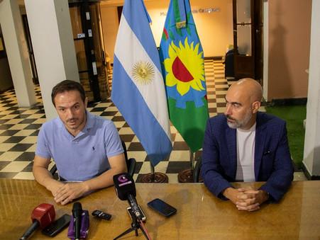 Cuarentena obligatoria: el Municipio brindó detalles sobre el protocolo de actuación