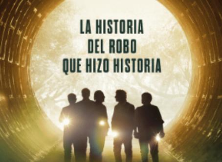 """Primer adelanto de """"El Robo del Siglo"""" (por Anto Coronel)"""