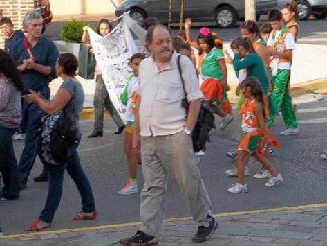 El Frente Grande realizará un homenaje a Miguel DI Fino por el Día de la Memoria