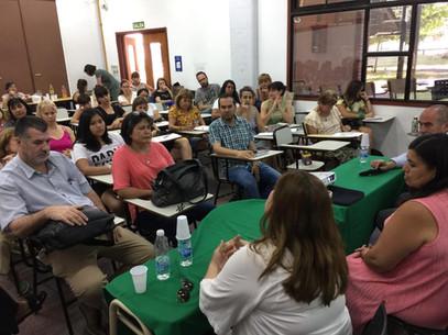 AViGAU celebró su primer aniversario con una destacada jornada
