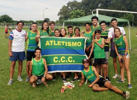 Atletismo: El Club Ciudad, campeón nacional de pruebas combinadas en San Andrés de Giles