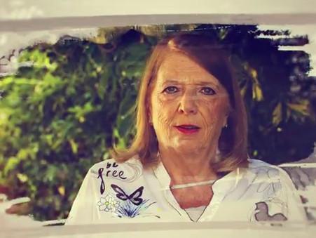 Ana Lía Dellepiane, sobre su inclusión en la segunda edición del libro ''Mujeres de Campana''