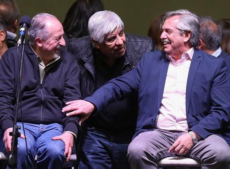 """Alberto Fernández celebró la unificación de la CTA con la CGT: """"Es un gesto enorme de madurez"""""""