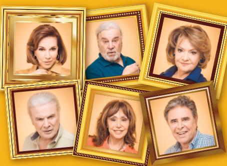 """Invitan a disfrutar """"Viva la vida"""", el musical de Nora Cárpena, Rodolfo Ranni y Mercedes Carreras"""
