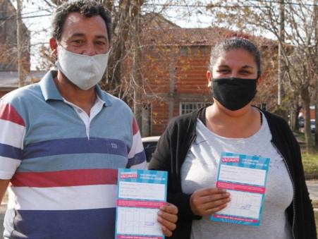 Sábado y domingo llega la vacunación contra el Covid-19 a La Josefa y San Felipe