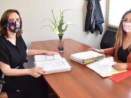 Sala busca que centros de rehabilitación puedan volver con trabajo presencial