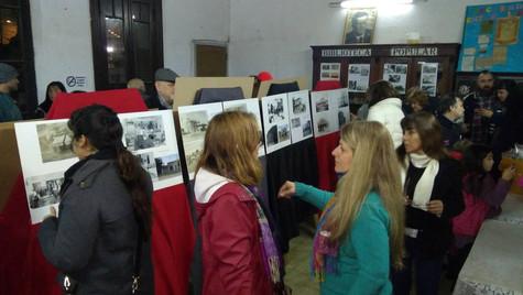 Se realizó con éxito la exposición fotográfica ''Campana Tiene Historia''