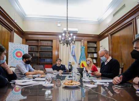 Kicillof anunció la transferencia de otros $1.500 millones a los municipios por la pandemia