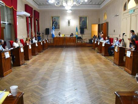 El HCD tendrá dos sesiones de prórroga en diciembre