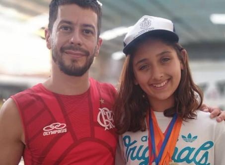Natación: Agostina Hein, a la Selección Nacional